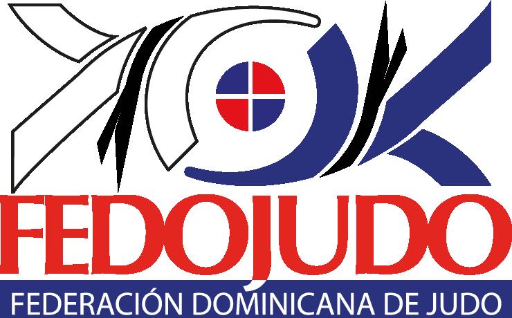 Logo Federación Dominicana de Judo-01