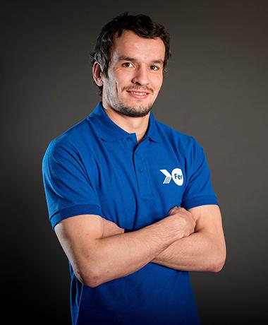Sugoi Uriarte, entrenador español de judo.