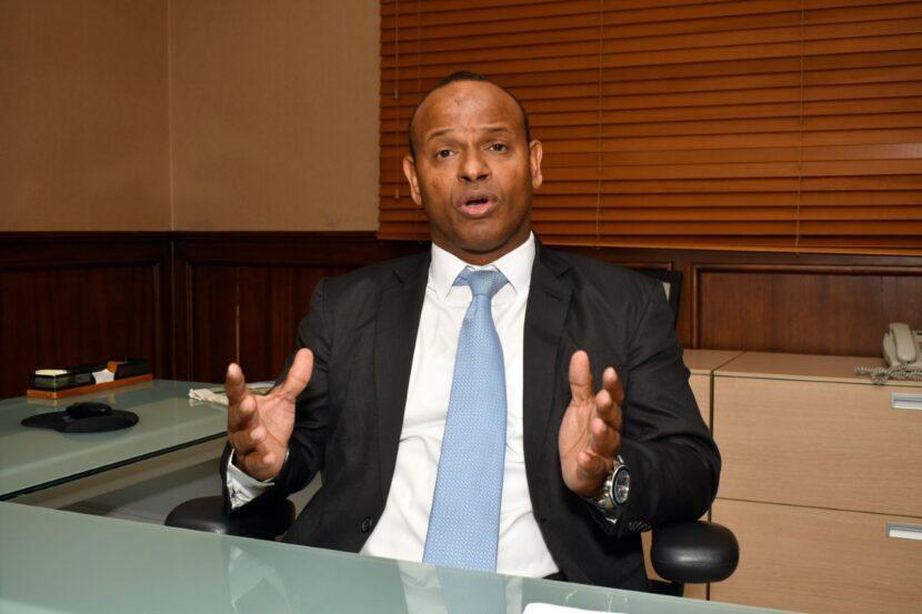 Gilberto Garcia, presidente federación dominicana de judo