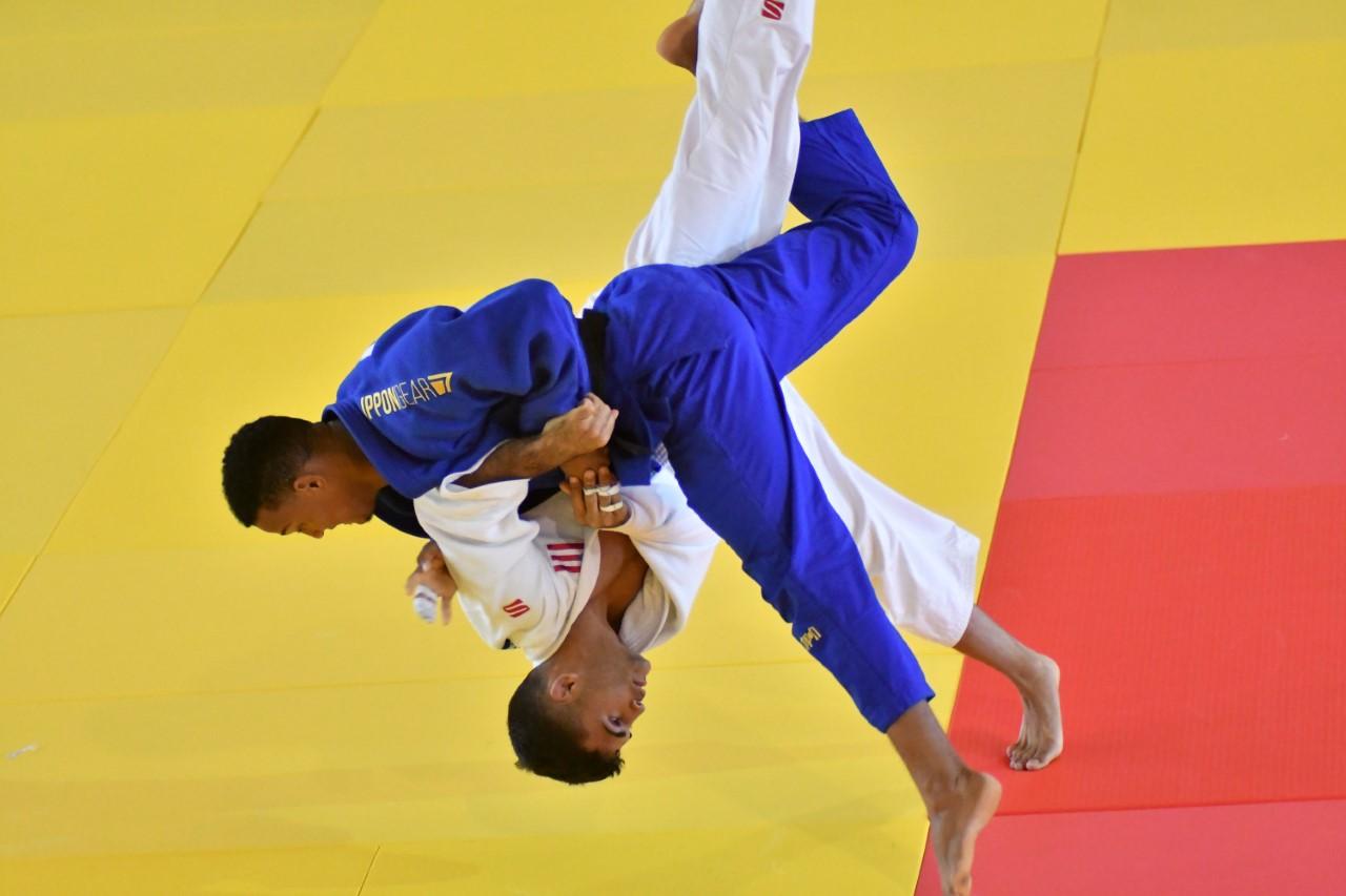 José Nova está en camino a la clasificación a los Juegos Olímpicos.