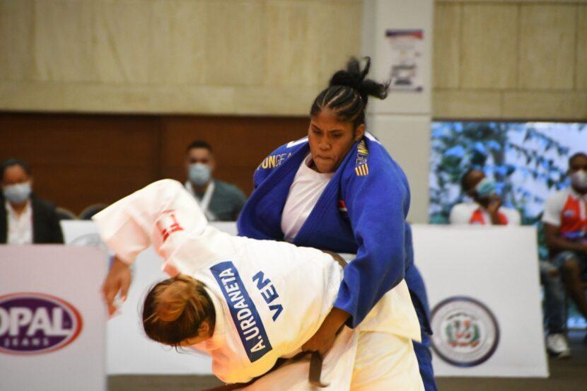 Moira Morillo competirá en la categoría más de 78 kilos.