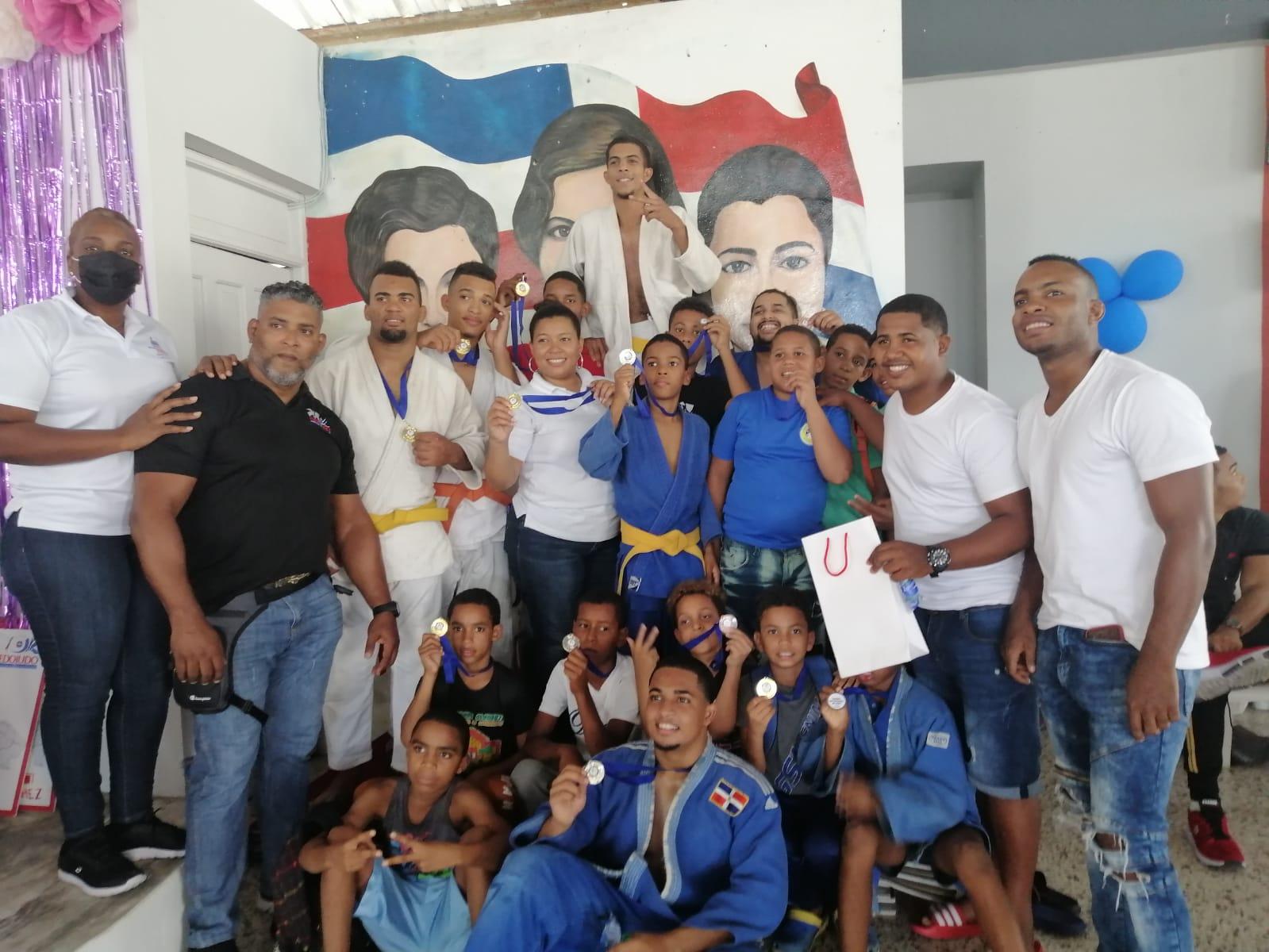 Asociacion de judo de la provincia Duarte